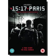 The 15:17 to Paris [DVD+DL]