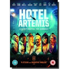 Hotel Artemis [DVD+DL]