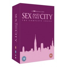 Sex and The City: The Complete Series [17DVD]