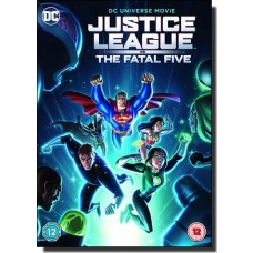 Justice League Vs the Fatal Five [DVD+DL]