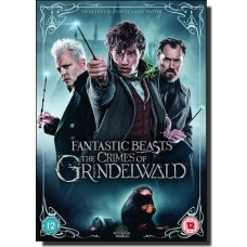 Fantastic Beasts: The Crimes Of Grindelwald [DVD+DL]