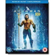 Aquaman [2D+3D Blu-ray+DL]