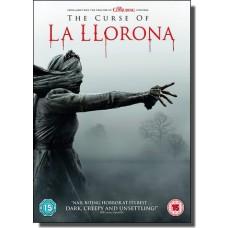 The Curse of la Llorona [DVD]