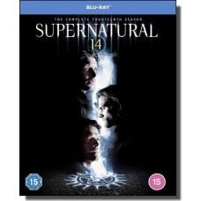 Supernatural: Season 14 [5xBlu-ray]