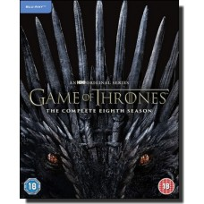Game of Thrones - Season 8 [3x Blu-ray]