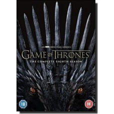 Game of Thrones - Season 8 [4DVD]