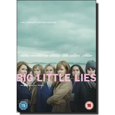 Big Little Lies: Season 2 [2DVD]