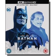 Batman [4K UHD+ Blu-ray]
