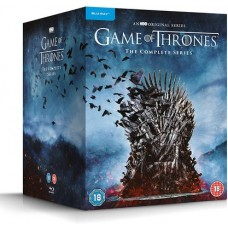 Game of Thrones - The Complete Series: Seasons 1-8 [33x Blu-ray]