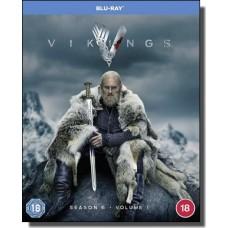 Vikings: Season 6 - Volume 1 [3x Blu-ray]