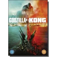 Godzilla vs. Kong [DVD]