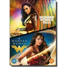 Wonder Woman + Wonder Woman 1984 [2x DVD]