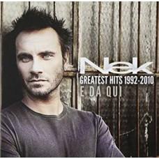 Greatest Hits 1992-2010 E Da Qui [2CD]