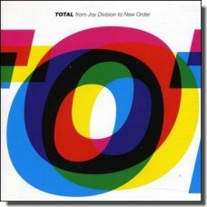 Total: From Joy Division to New Order [CD]