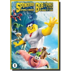 The SpongeBob Movie: Sponge Out of Water [DVD]