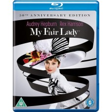 My Fair Lady [50th Anniversary Restoration] [Blu-ray]