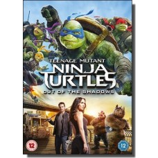 Teenage Mutant Ninja Turtles: Out of the Shadows [DVD]