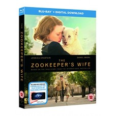 The Zookeeper's Wife [Blu-ray+DL]