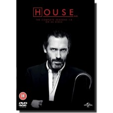 House M.D.: The Complete Seasons 1-8 [46x DVD]
