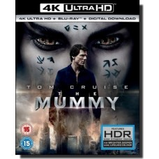 The Mummy [4K UHD+Blu-ray]