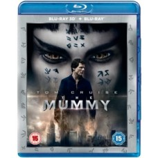 The Mummy [2D+3D Blu-ray]