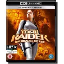 Lara Croft - Tomb Raider: The Cradle of Life [4K UHD+Blu-ray]