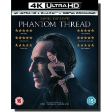 Phantom Thread [4K UHD+Blu-ray+DL]