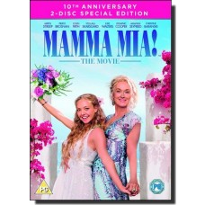 Mamma Mia! The Movie [10th Anniversary Special Editon] [2DVD]