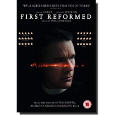 First Reformed [DVD]