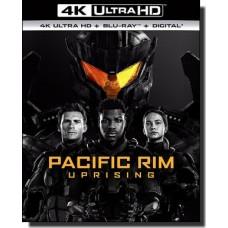 Pacific Rim Uprising [4K UHD+Blu-ray+DL]