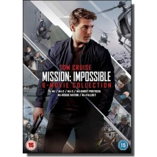 Mission: Impossible - The 6-Movie Collection [6x DVD]