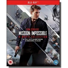 Mission: Impossible - The 6-Movie Collection [7x Blu-ray]