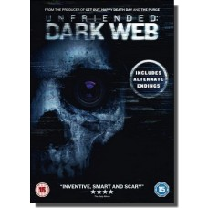 Unfriended: Dark Web [DVD]