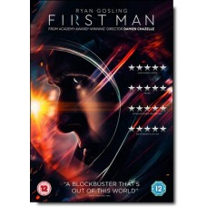 First Man [DVD+DL]
