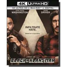 BlackkKlansman [4K UHD+Blu-ray+DL]