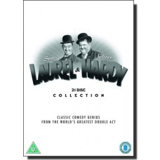 Laurel & Hardy: The Collection [21DVD]