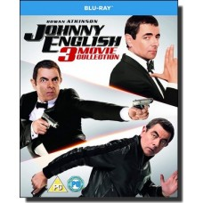 Johnny English: 3 Movie Collection [3Blu-ray]