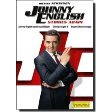 Johnny English asub vastulöögile | Johnny English Strikes Again [DVD]