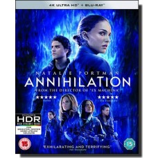 Annihilation [4K UHD+Blu-ray]