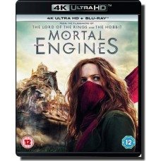Mortal Engines [4K UHD+Blu-ray+DL]