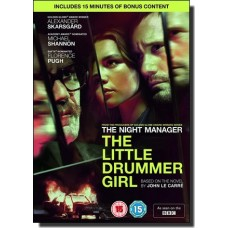 The Little Drummer Girl [DVD]