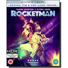 Rocketman [4K UHD+Blu-ray]