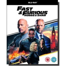 Fast & Furious Presents: Hobbs & Shaw [Blu-ray]