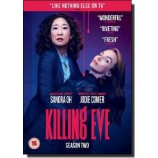 Killing Eve - Season 2 [2DVD]
