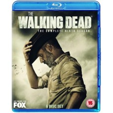 The Walking Dead: The Complete Ninth Season [6Blu-ray]