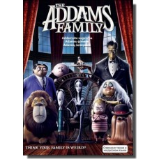 Addamsite suguvõsa | The Addams Family [DVD]