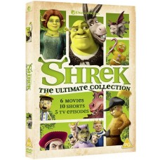 Shrek: The Ultimate Collection [7x DVD]