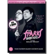 The Sparks Brothers [2x DVD]