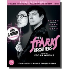 The Sparks Brothers [2x Blu-ray]