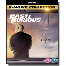 Fast & Furious: 9-movie Collection [9x Blu-ray]
